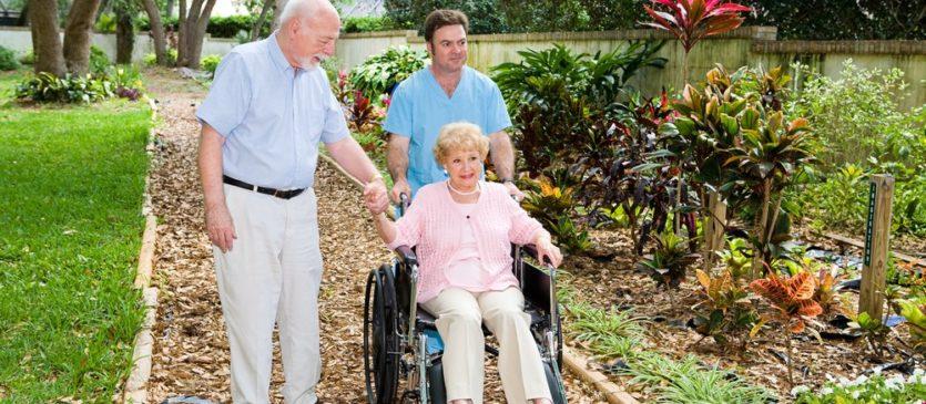 Differences of Senior Assisted Living vs Nursing Homes
